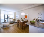NO FEE !!  NO FEE !!  Bright Studio in the Lower East Side - F/S Doorman Building